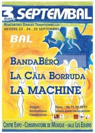 affiche septembal 2011